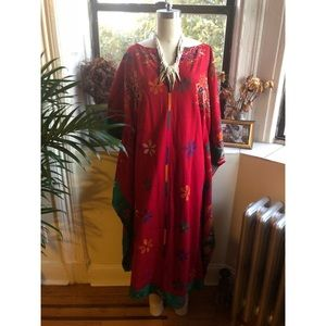 NWOT-Vintage Mexican-Dress